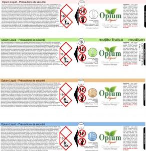 Label-Opium